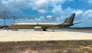 सोने का हवाई जहाजः 670 करोड़ रुपये की शाही सवारी में घूमते हैं सुल्तान