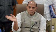 15 अगस्त पर सुरक्षा के मद्देनजर गृहमंत्री राजनाथ सिंह ने की हाईलेवल मीटिंग