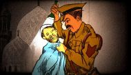 """Delhi Police """"raided"""" Kashmiris ahead of Independence Day"""