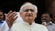 Salman Khurshid urges 'accountant' Modi to speak as nation's PM, not the BJP's