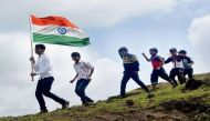 तस्वीरें: 70वें स्वतंत्रता दिवस पर दिल्ली से लेकर जयपुर तक जश्न-ए-आजादी