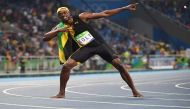 Rio 2016: Jamaican Usain Bolt wins record third straight Olympic 100m  gold medal