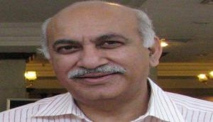MJ Akbar, Union Minister, came back India; Narendra Modi government's final call likely on his continuation