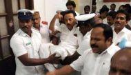 FIR against MK Stalin, DMK MLAs for unlawful assembly inside Tamil Nadu Secretariat