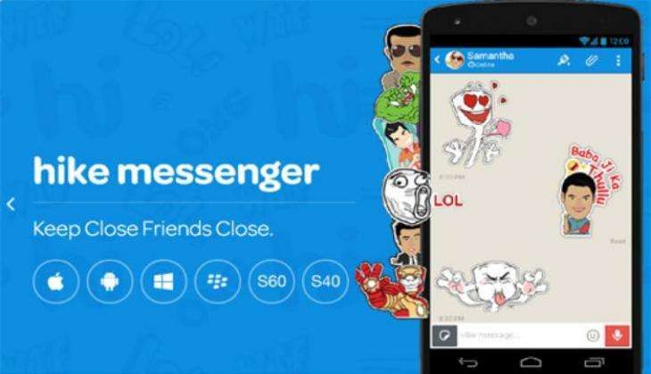 Finally! Hike Messenger launches video calling service