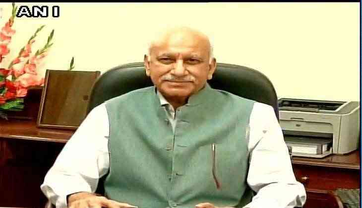 Union Minister MJ Akbar on Rahul Gandhi's Rafale remarks: One cannot corner anyone with lies