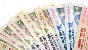 Rupee rules higher against dollar, rises up 9 paise in early trade