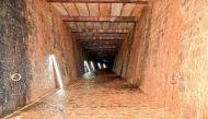 मुंबई: राजभवन में 150 मीटर लंबी ब्रिटिशकालीन सुरंग का पता चला