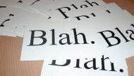 Words stripped of meaning: a guide to linguistic spam