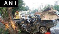 मुंबई में वेस्टर्न एक्सप्रेस हाइवे पर सड़क हादसा, पांच लोगों की मौत