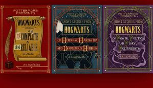 Three new Potterverse eBooks from JK Rowling. Do we really want them?