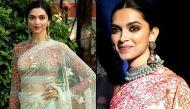 Photos: 14 times Deepika Padukone made us go wow with her saree looks