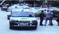 वीडियो: केंद्रीय संस्कृति मंत्री के पीएसओ की 'अपसंस्कृति', गाड़ी रोकने पर पीटा