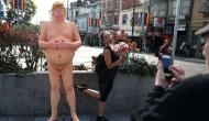 In pics: Ridiculous? Yes. But does Trump deserve that NSFW statue?