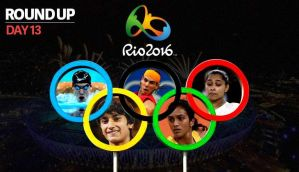 Day 13 at Rio: Sindhu ensures India another medal, Bolt completes triple-double