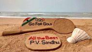 गो फॉर गोल्ड सिंधू: 'वो स्मैश पहाड़ों को हिला सकते हैं'