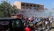 तुर्की: सेना और पुलिस पर हमले में 14 लोगों की मौत, 220 जख्मी