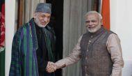 बलोचिस्तान पर पीएम मोदी के बयान का करजई ने किया समर्थन