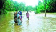 तस्वीरें: एमपी में बर्बादी की बारिश ने ली 15 की जान, सागर में मकान ढहने से 7 मरे