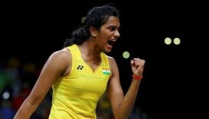 P V Sindhu to battle Ratchanok in India Open semi final