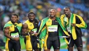 Usain Bolt completes Olympic triple-triple, leads Jamaica to 4x100m relay gold