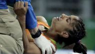 Rio Olympics: Sushma Swaraj shows support for injured Saina, Vinesh