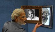 Historians scoff after Modi equates BJP's journey with freedom struggle