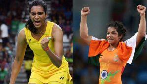 साक्षी, सिंधू, दीपा और जीतू को खेल रत्न अवॉर्ड