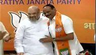 Major blow to BSP after senior leader Brijesh Pathak joins BJP