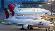 शक्तिशाली तूफान 'मिनडुले' के कारण जापान में रद्द हुई सैकड़ों विमान सेवा