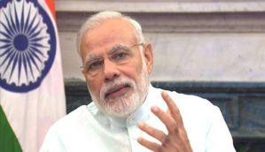 पीएम मोदी: संविधान के मुताबिक कश्मीर संकट का समाधान