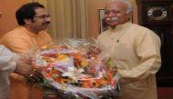 शिवसेना: हिंदुओं की आबादी पर आरएसएस प्रमुख का बयान हिंदुत्व को लगे जाले जैसा
