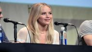 Jennifer Lawrence tops Forbes list of highest-paid female actors for second year