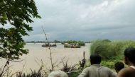 तस्वीरें: बाढ़ के आगे बेबस बनारस, संगम नगरी में भी सैलाब का कहर