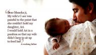 Paternity leave is not holiday for us: Fathers react to Maneka Gandhi's regressive statement