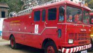 दिल्ली: हौज खास इलाके में आग, एक की मौत, फ्रांसीसी महिला जख्मी