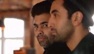 Karan Johar hints new film with birthday boy Ranbir Kapoor