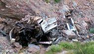 हिमाचल: चंबा में टैक्सी के खाई में गिरने से पांच की मौत