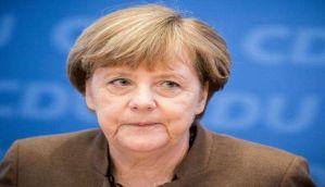 प्राग में जर्मनी की चांसलर एंजेला मर्केल पर हमले की कोशिश