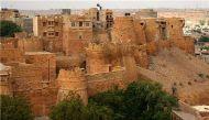 वीडियो: यूनेस्को विश्व धरोहर में शामिल जैसलमेर के सोनार किले की दीवार गिरी