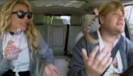 James Corden-Britney Spears' carpool karaoke is basically a throwback to your childhood