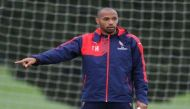 French football legend Thierry Henry named Belgium's assistant coach
