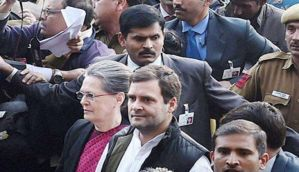 National Herald case: Patiala house court notice against Sonia Gandhi, Rahul Gandhi, 5 others