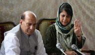 राजनाथ का दूसरा कश्मीर दौरा, राजनीतिक समाधान अभी भी नदारद