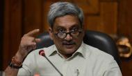 Will make Goa garbage free by 2020: CM Manohar Parrikar