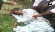 वीडियो: शरीर के ऊपर से गुजर गई पांच बैलगाड़ियां फिर भी जिंदा बच गया