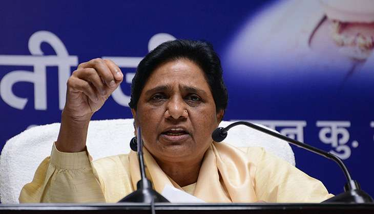 EC should instruct Central govt to present budget only after polling is completed: Mayawati