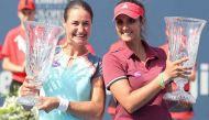 यूएस ओपन से पहले सानिया-मोनिका ने जीता कनेक्टीकट ओपन खिताब