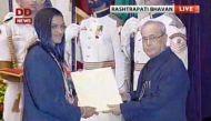 Khel Ratna awards: PV Sindhu, Dipa Karmakar, Sakshi Malik, Jitu Rai honoured