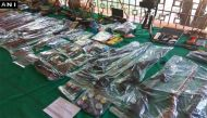 वीडियो: रायपुर में 'हथियारों' का डॉक्टर, घर की तीसरी मंजिल से जखीरा जब्त